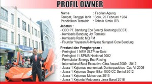 profil owner eco racing pt best