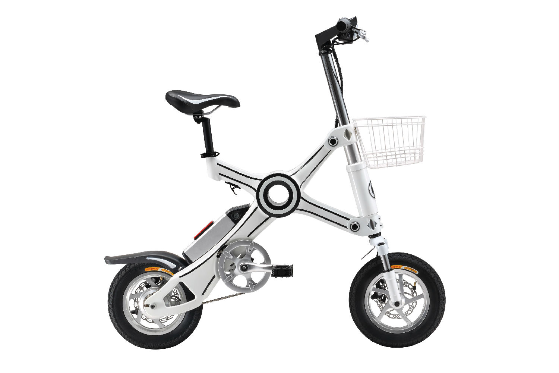 Ecorider E6 2 Foldable Electric Bike