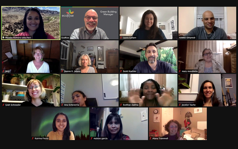 Green Building Academy Virtual Professional Learning Community