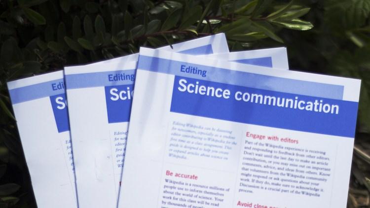 Scienza ecologia e comunicazione.