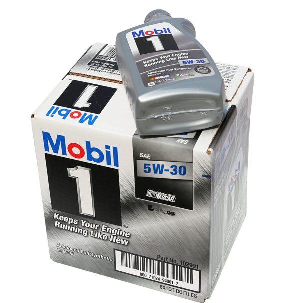 caja de aceite de motor