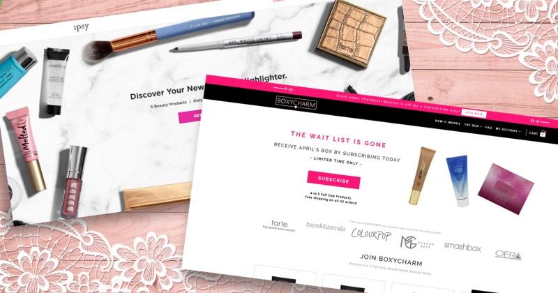Descuento del 25% en tus Beauty Boxes