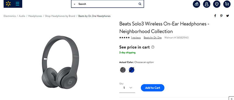Qué está de tendencia en Walmart
