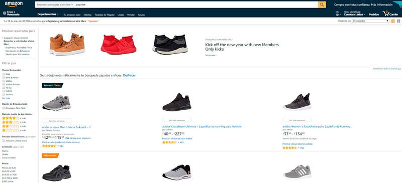 tienda de liquidación 090f4 0d434 6 Tiendas para comprar tus zapatos deportivos con descuento ...