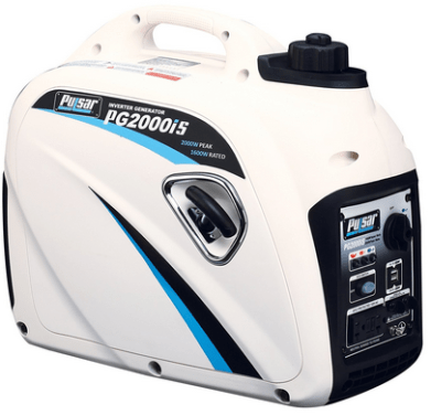 Generador portátil Pulsar PG2000iS 2000W por $399