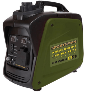 Sportsman Portable Generator Inverter