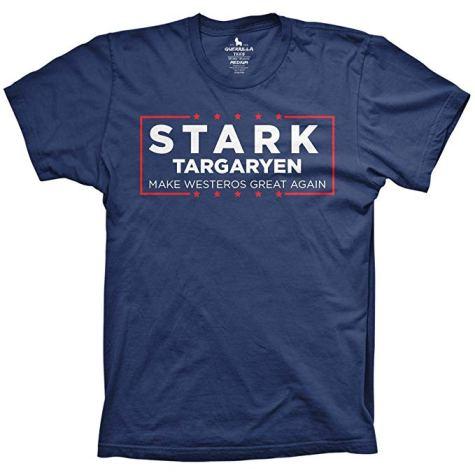 Franela Stark Targaryen