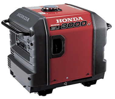 Inversor portátil Honda EU3000iS