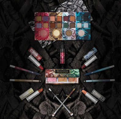 Set de maquillaje de Sephora de Game of Thrones