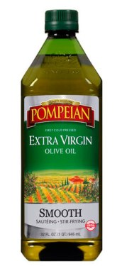 Aceite de oliva extra virgen Pompeian