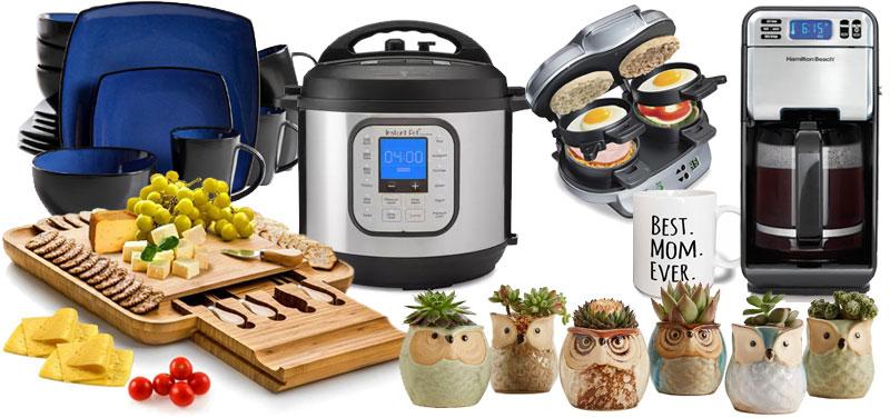 Artículos de cocina y hogar para la mamá casera