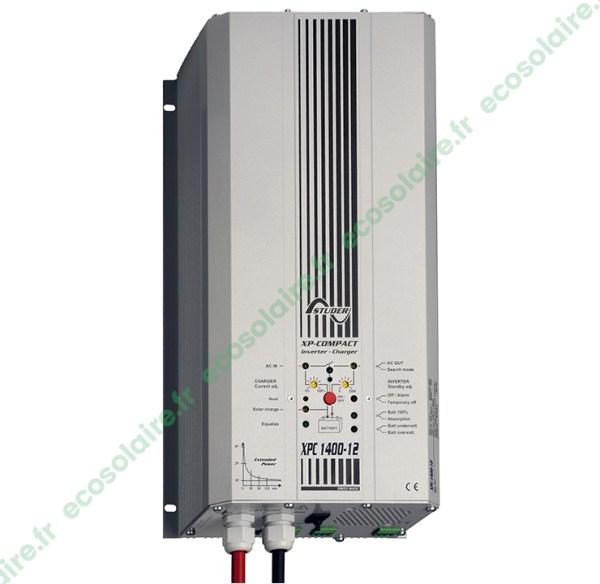Onduleur chargeur XPC 1400-12