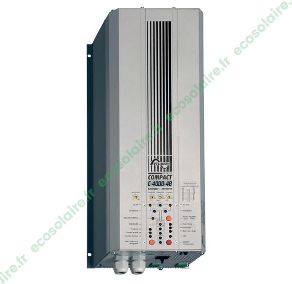 Onduleur chargeur COMPACT 4000-48