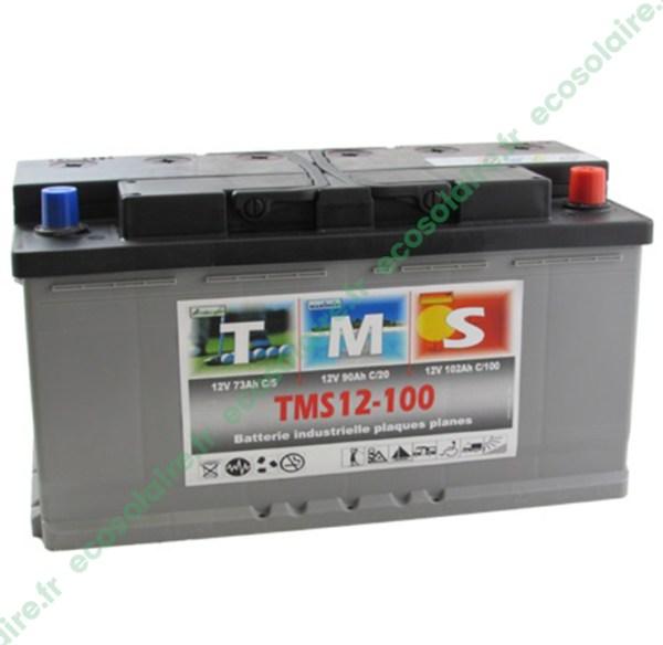 Batterie solaire TMS12-100