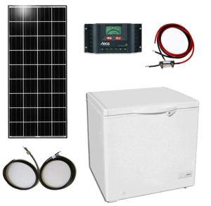 Kit solaire de conservation par le froid