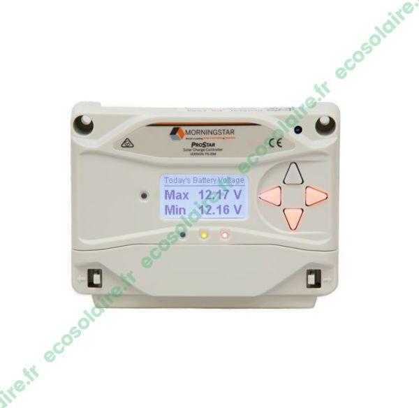 Régulateur de charge PROSTAR PS-15M