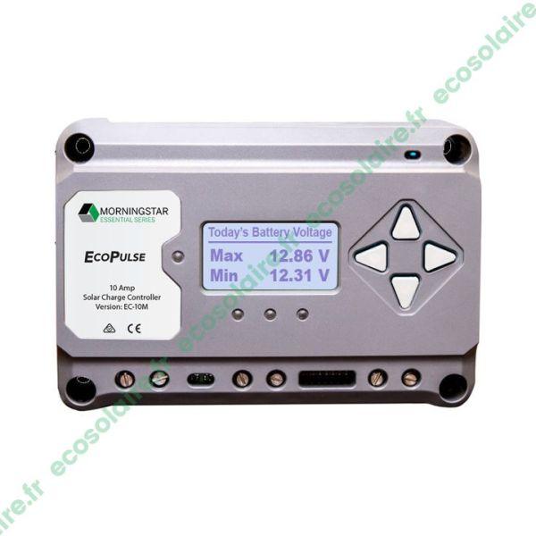 Régulateur de charge ECOPULSE EC-30M