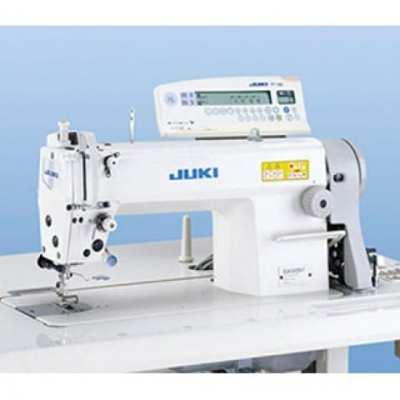 Máquina decoser industrial de 1 aguja cortahílos doble arrastre juki dln-5410n-7wb