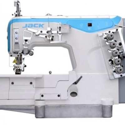 Máquina recubridora jack jk-w4-d