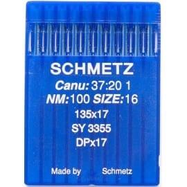 Schmetz 135x17 100/16