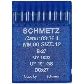 Schmetz B-27 80/12
