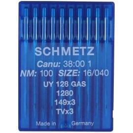 Schmetz UY 128 GAS 100/16