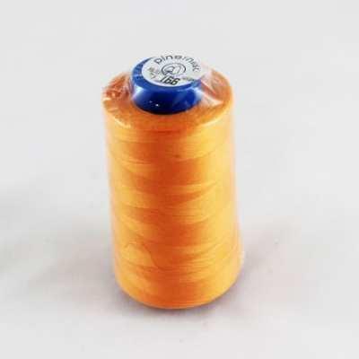 Hilo Naranja Poliester 70/2 N.166
