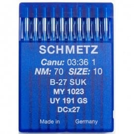 Schmetz B-27 70/10 SUK
