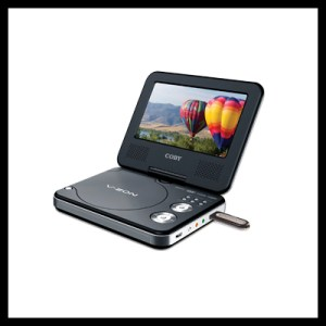 Reporductor de DVD Portatil2
