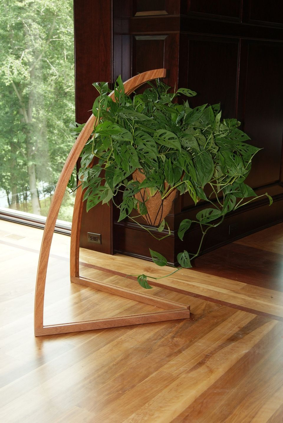 Cool Plant Stand Design Ideas for Indoor Houseplants ... on House Plant Stand Ideas  id=92643