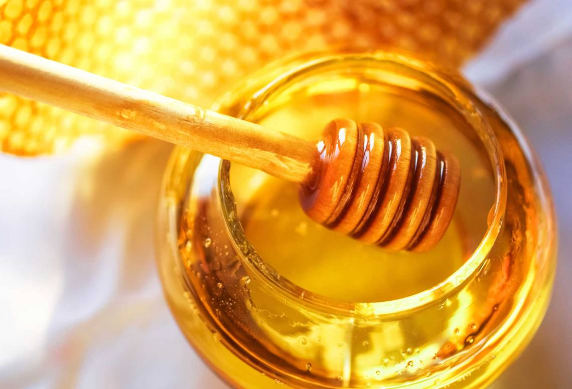 Miel terapéutica