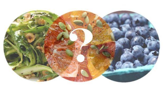 Trofología: Cómo combinar alimentos