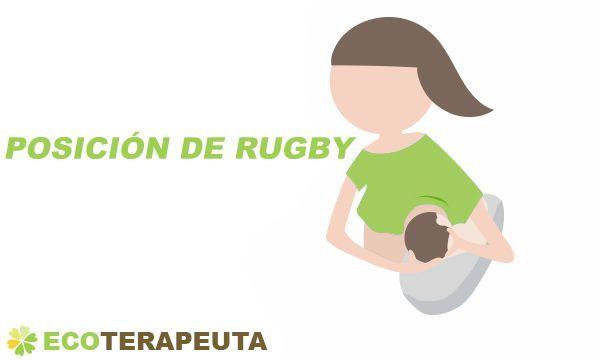 Lactancia, posición de rugby