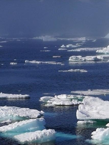 El hielo de Groenlandia pronto será historia