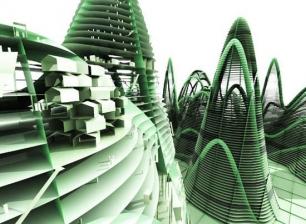 La imagen de portada es de una exposición sobre el proyecto China Hills.