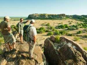 Mashatu Game Reserve Scenery