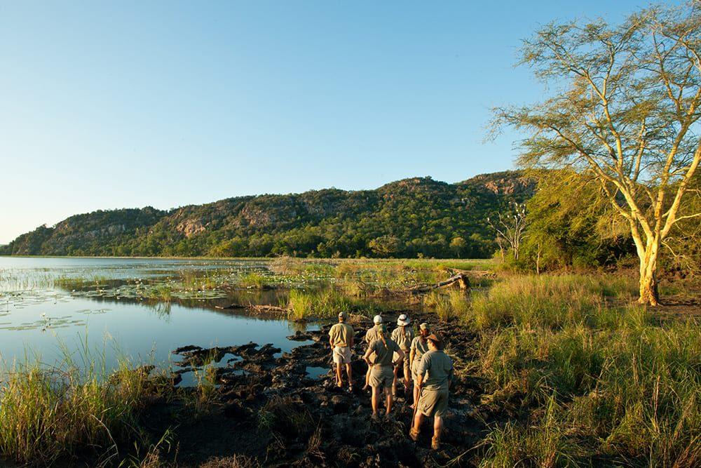 Kruger Park Makuleke Camp EcoTraining Walk
