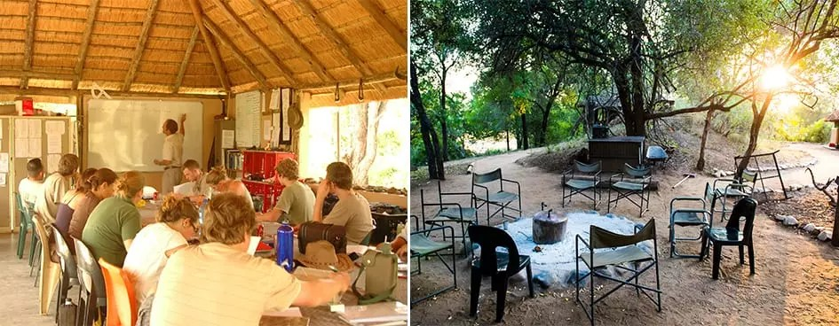 Selati Camp EcoTraining Camp Accommodation