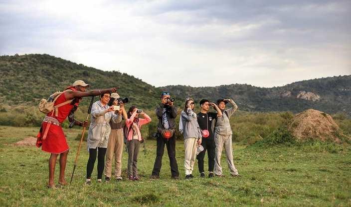 Masaai Mara EcoQuest EcoTraining