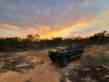 Game Drive in Karongwe