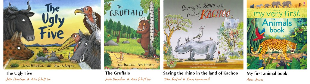 EcoTraining Children's Book Recommendations