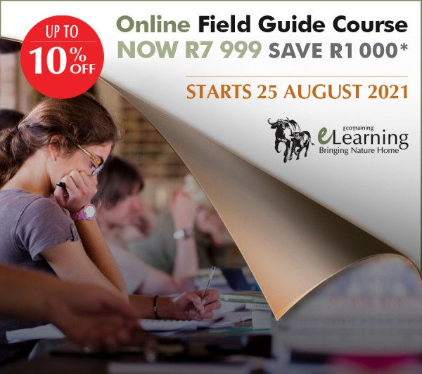 EcoTraining Online Field Guide Course - Ecotraining
