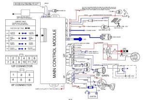 HUATAI HT800D Car Alarm  Remote Start Problem  ecoustics