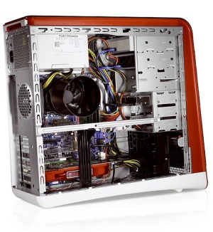 Dell Studio XPS 435 Desktop PC  ecoustics