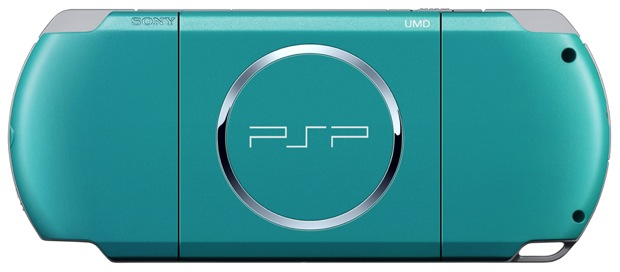 Sony PSP In Turquoise Or Pink