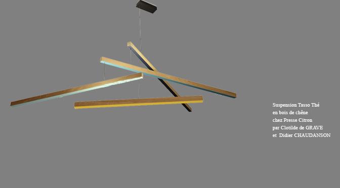 tendances bois 2016 luminaire design