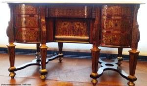 bureau Mazarin Louis XIV N Sageot