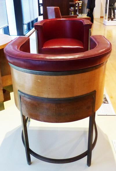 chaises petit 1928 musee-des-années-30 ecoutelebois