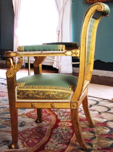 chateau Malmaison siège Empire-ecoutelebois