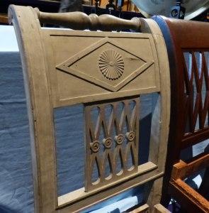 dossier chaise enroulé consulat 1795 ecoutelebois